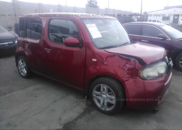 Inventory #763338545 2009 Nissan CUBE