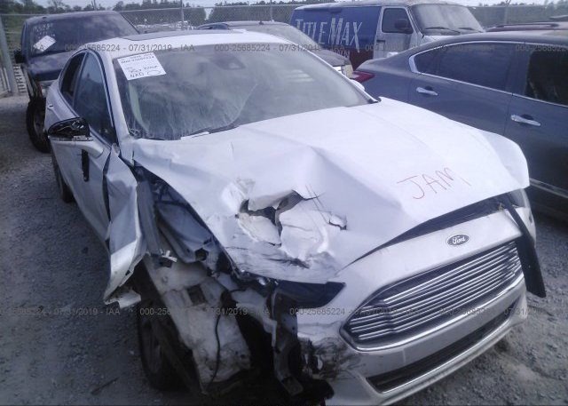 Inventory #415357368 2016 FORD FUSION