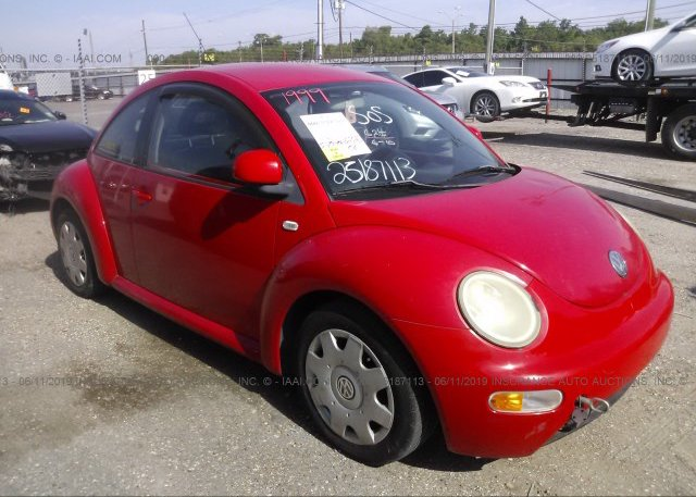 Inventory #851234739 1999 Volkswagen NEW BEETLE