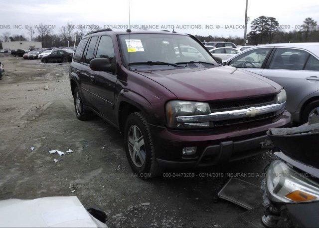 Inventory #471894226 2005 Chevrolet TRAILBLAZER