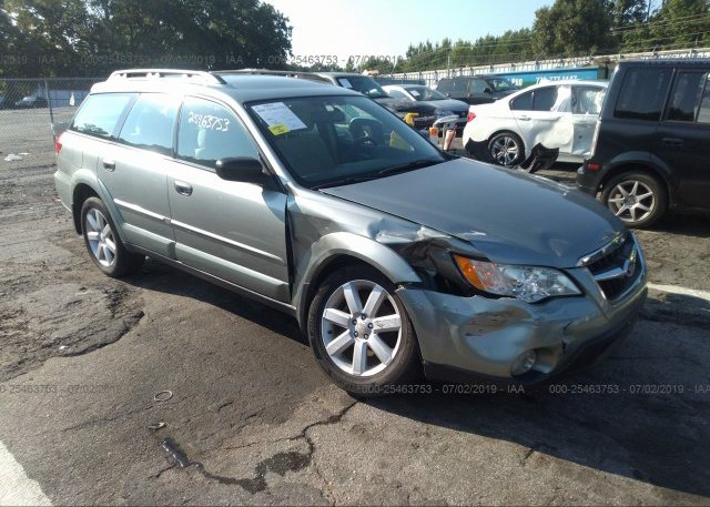 Inventory #609175803 2009 Subaru OUTBACK
