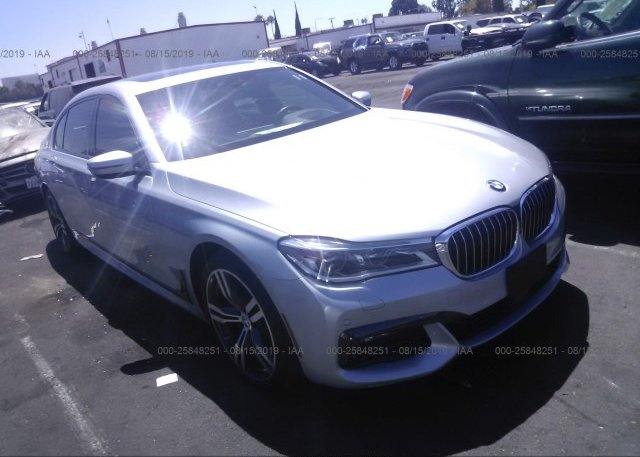 Inventory #428462888 2016 BMW 750