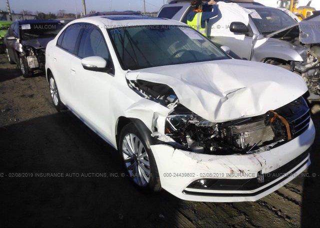 Inventory #181387363 2016 Volkswagen JETTA