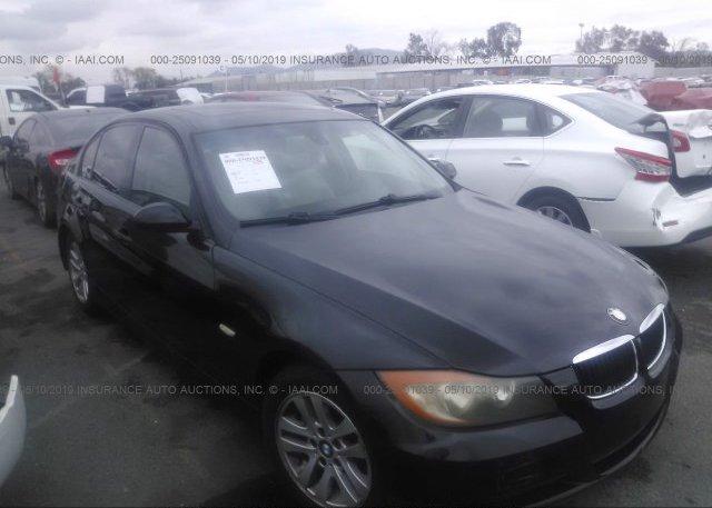 Inventory #800406723 2007 BMW 328