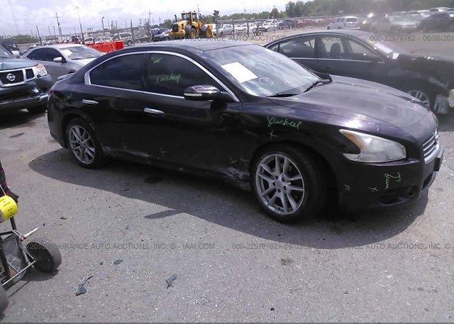 Inventory #661003182 2010 Nissan MAXIMA