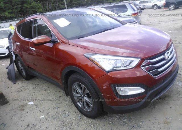 Inventory #942341457 2015 Hyundai SANTA FE SPORT