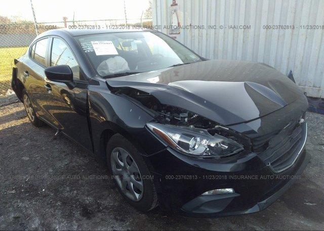 Inventory #589335883 2016 Mazda 3