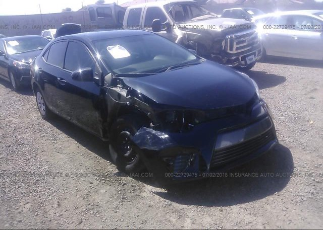 Inventory #123022385 2015 Toyota COROLLA
