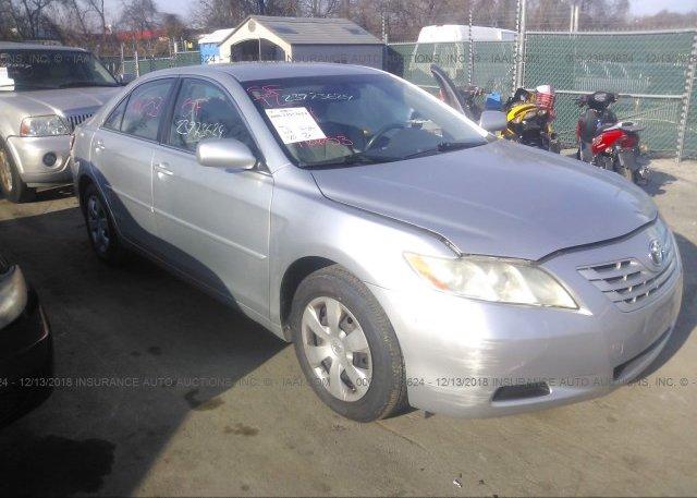 Inventory #864920409 2007 Toyota CAMRY NEW GENERAT