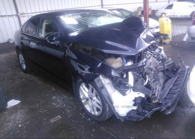 Inventory #392887278 2013 FORD FUSION