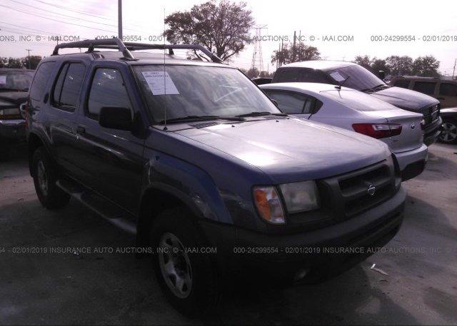 Inventory #154424809 2000 Nissan XTERRA