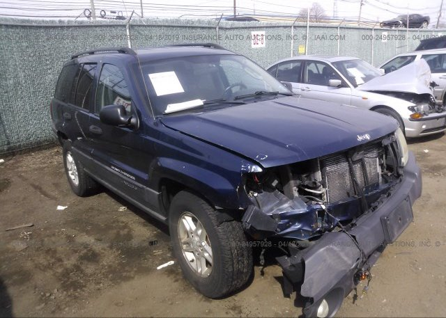 Inventory #662808084 2004 JEEP GRAND CHEROKEE
