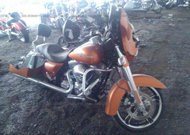 Inventory #297648844 2015 Harley-davidson FLHXS
