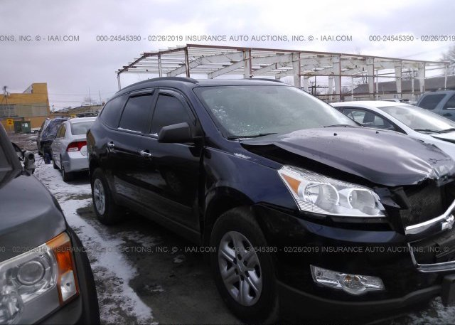 Inventory #807356854 2012 CHEVROLET TRAVERSE