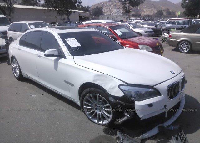 Inventory #666445572 2013 BMW 750