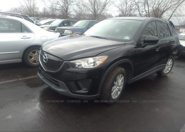 из сша 2014 MAZDA CX-5 JM3KE2BE2E0333085