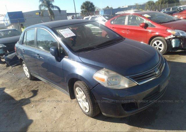 Inventory #906138286 2010 Nissan VERSA