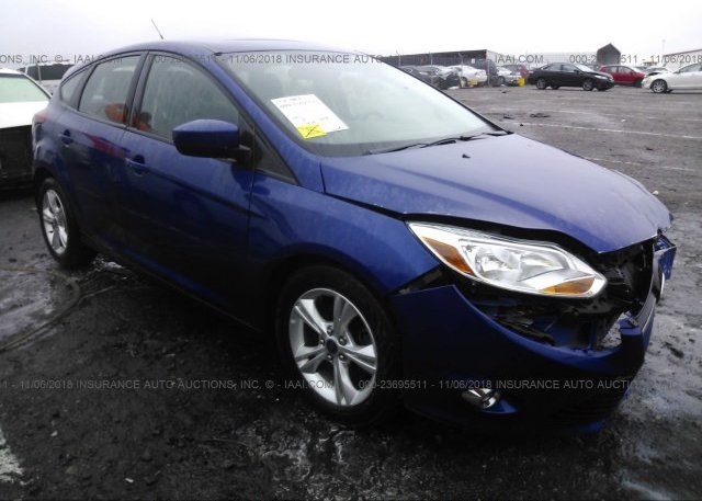Inventory #407246947 2012 FORD FOCUS