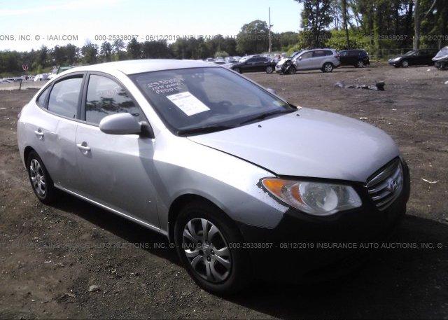 Inventory #798477756 2010 Hyundai ELANTRA
