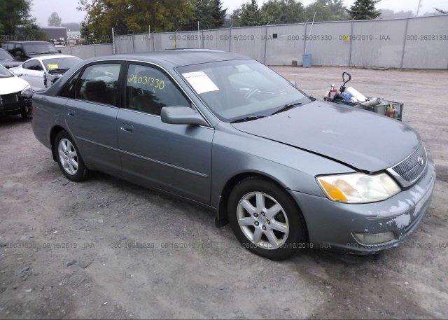 Inventory #582676735 2001 Toyota AVALON