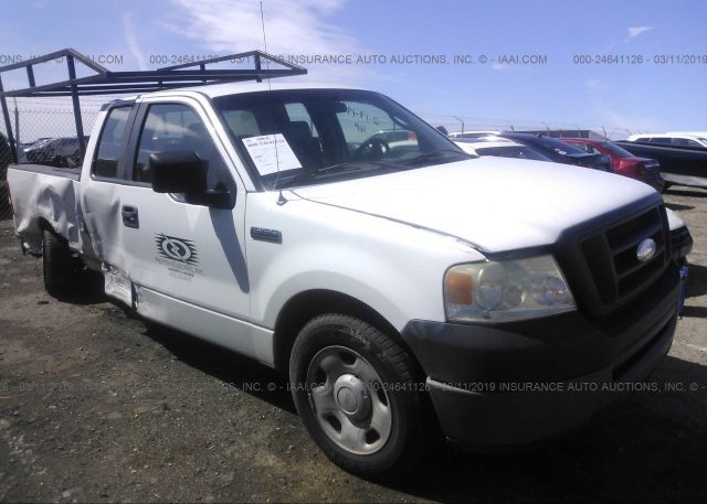 Inventory #187234778 2007 FORD F150