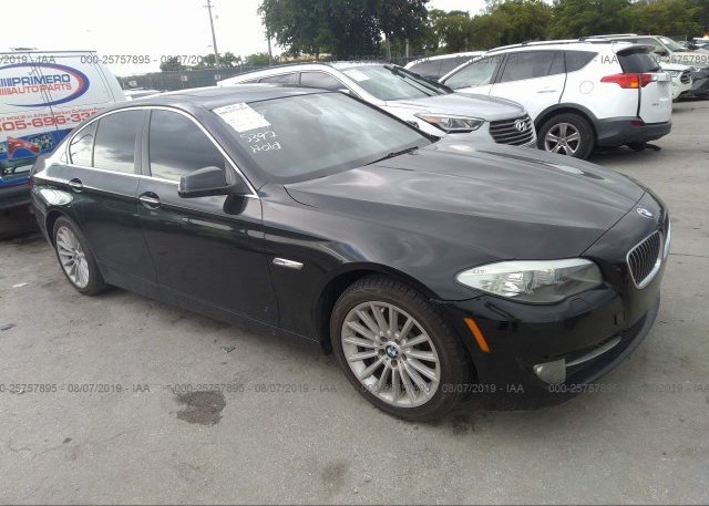 Inventory #844961026 2011 BMW 535