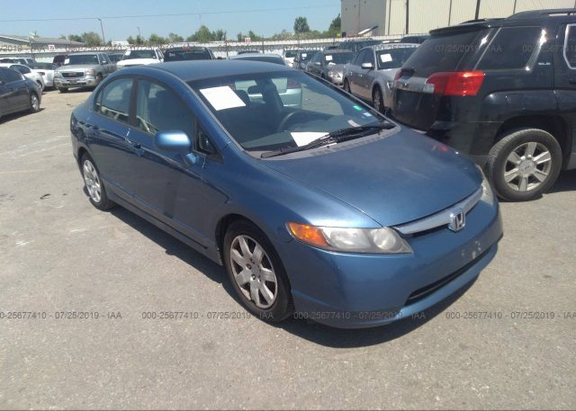 Inventory #483877912 2008 Honda CIVIC
