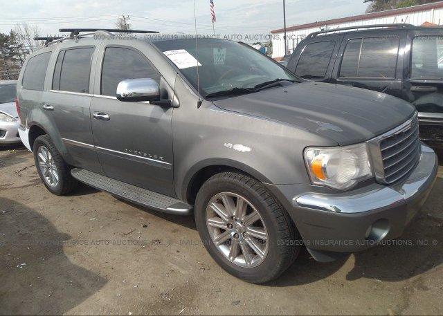 Inventory #476480568 2008 Chrysler ASPEN