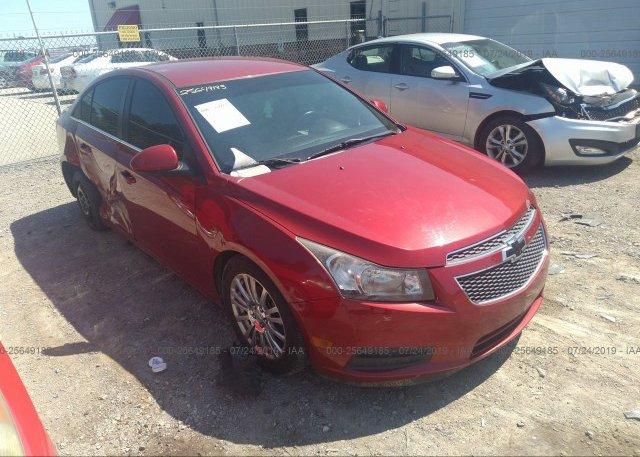 Inventory #536388467 2012 Chevrolet CRUZE