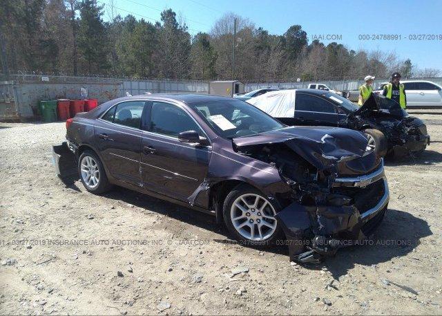 Inventory #437593222 2015 Chevrolet MALIBU