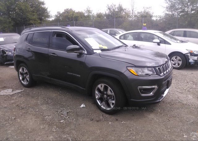 Inventory #687985366 2019 JEEP COMPASS