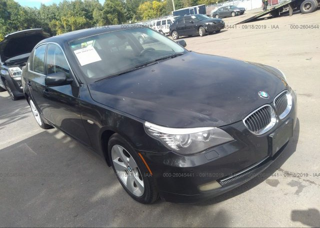 Inventory #805582930 2008 BMW 528