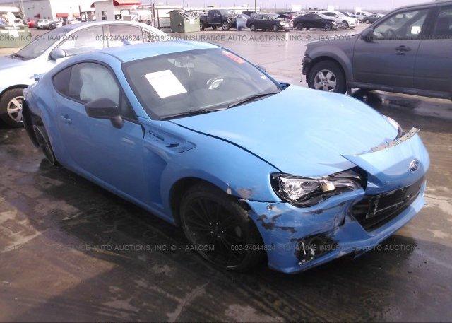 Inventory #118055829 2016 Subaru BRZ