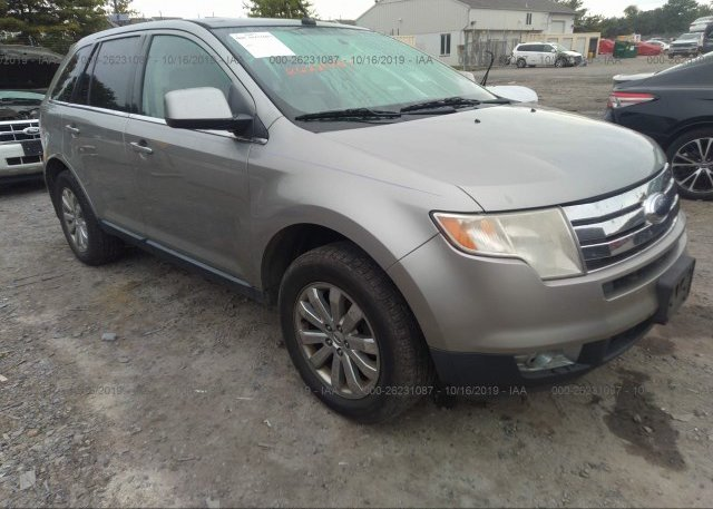 Inventory #271871380 2008 FORD EDGE