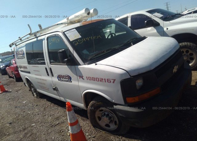 Inventory #234861865 2007 Chevrolet EXPRESS G2500