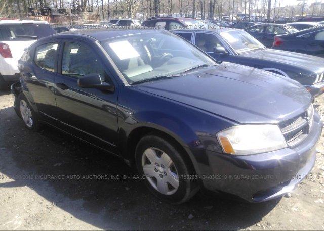 Inventory #259545609 2008 Dodge AVENGER