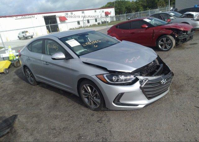 Inventory #955942405 2017 Hyundai ELANTRA