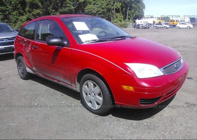 Inventory #422682122 2006 FORD FOCUS