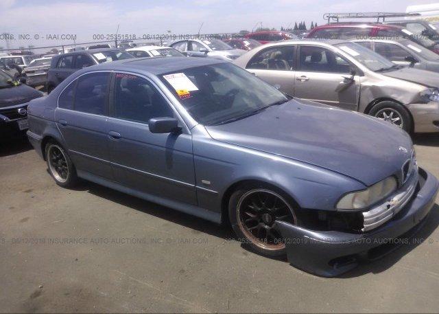 Inventory #999390165 2002 BMW 530