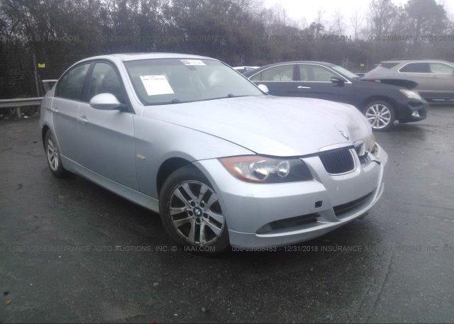 Inventory #987663074 2006 BMW 325