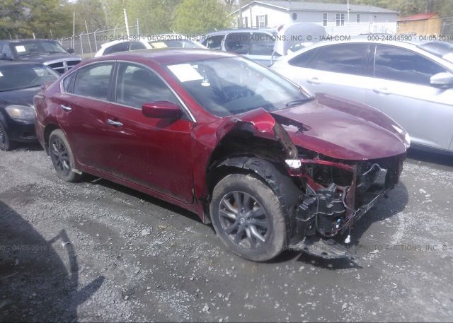 Inventory #132898910 2015 Nissan ALTIMA