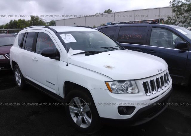 Inventory #366227574 2012 JEEP COMPASS