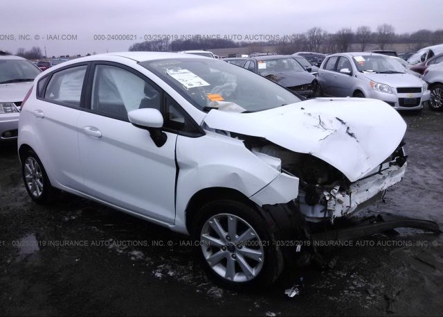 Inventory #101946584 2012 FORD FIESTA