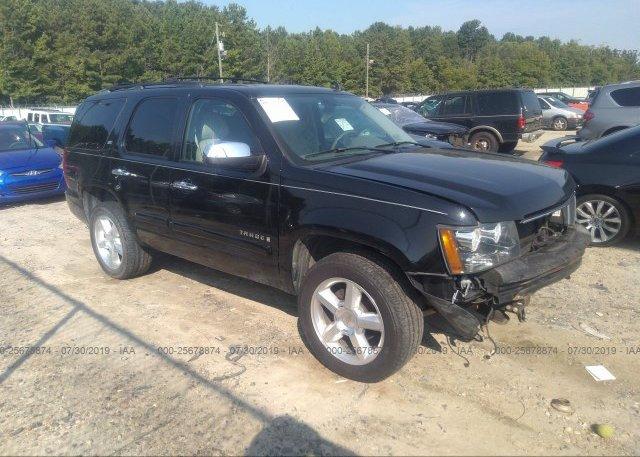 Inventory #659686077 2008 Chevrolet TAHOE