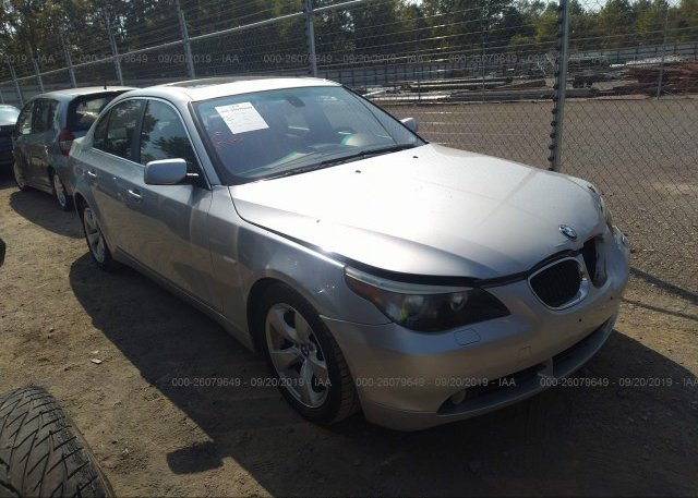 Inventory #144212295 2005 BMW 530