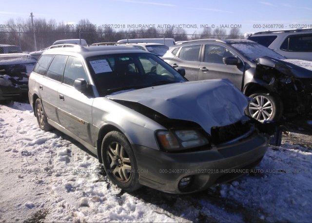 Inventory #142729038 2003 Subaru LEGACY