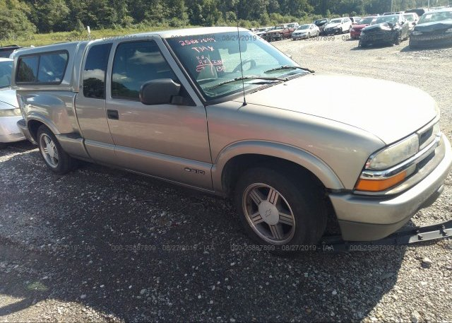 Inventory #858038591 2000 Chevrolet S TRUCK
