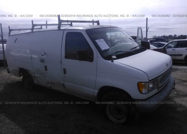 Inventory #102662908 1998 FORD ECONOLINE