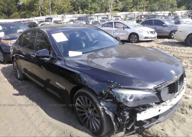 Inventory #185848991 2009 BMW 750