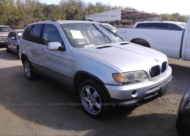 Inventory #500129058 2001 BMW X5